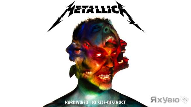 "Metallica: From the album ""Hardwired...To Self-Destruct"""