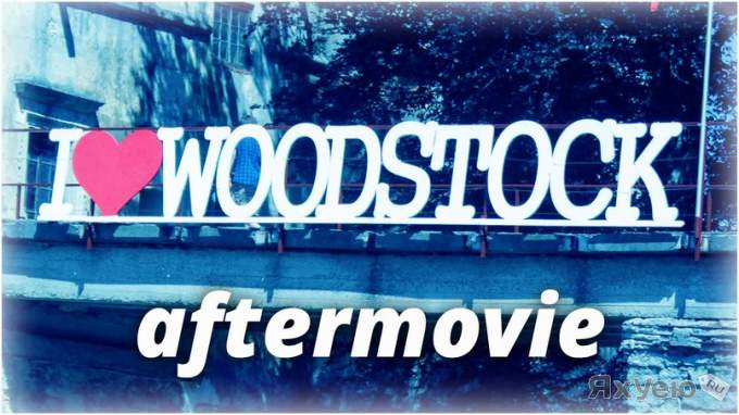 Woodstock (aftermovie)