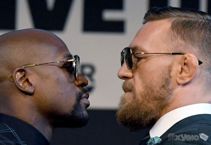 Mayweather vs McGregor